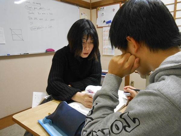 中学生個別指導塾